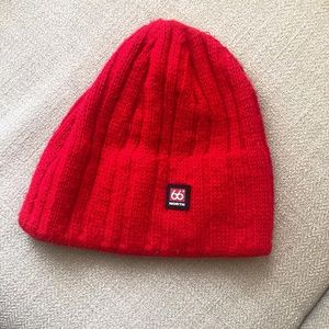 66° North Surtsey windproof knit beanie